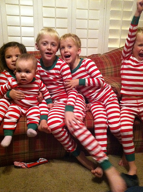 Best Christmas Jammies Story Ever