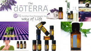 doterra collage